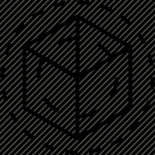 3d cube, cube, design, logo design, shape icon