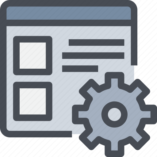 Browser, coding, develop, development, process icon - Download on Iconfinder
