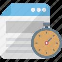 conversion optimization, conversion rate optimization, internet marketing process, landing page seo icon