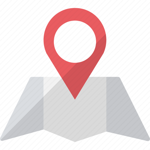 destination, geographical map, location, map icon