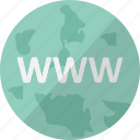 cyberspace, internet browser, internet site, website icon