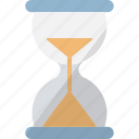 ancient timer, egg timer, hourglass, sand timer icon
