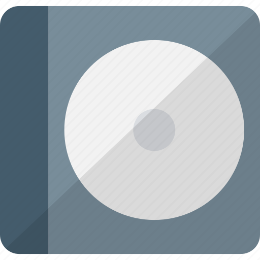 cd, compact disk, computer disk, dvd icon