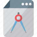 online graphics, web designing, web graphics, website logo design icon
