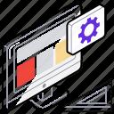 app design, app development, multi platform, responsive design, ui, ux icon
