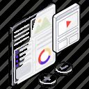 business growth, search engine optimization, seo analytics, statistics, web analytics icon