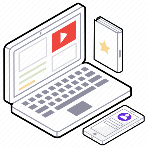 online video, video website, web blog, web rating, web video icon