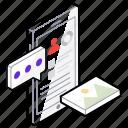 content design, content development, software development, web design, web development icon