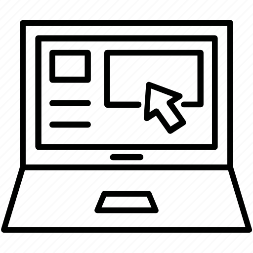 mockup, software, ui, ux, web icon