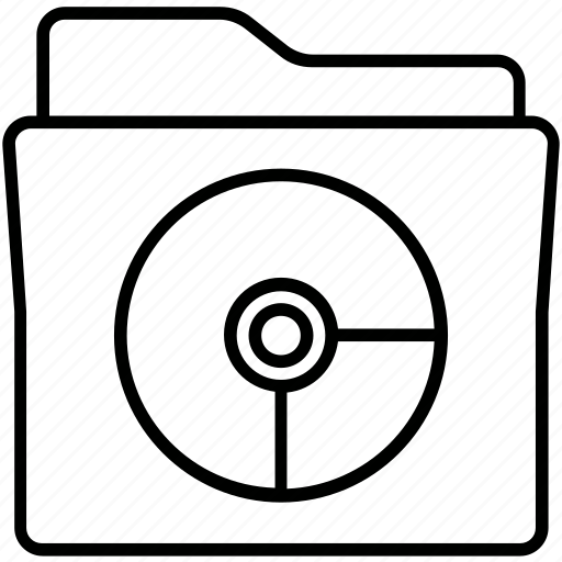 disk, dvd, media, multimedia, software icon