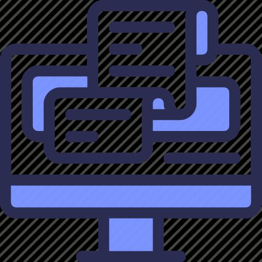 Development, web, script, coding, computer, design icon
