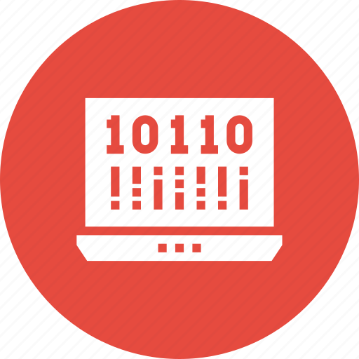 code, computer, laptop, notebook icon