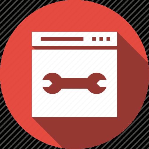 ico, preferences, setting, web, webpage, website icon