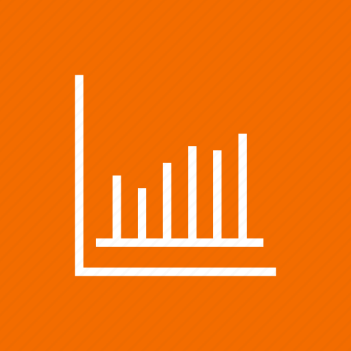 bar, chart, financial, graph, graphic, statistics icon