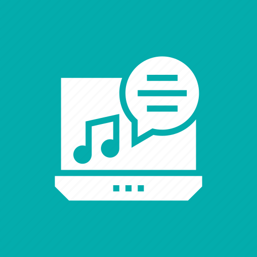 Media, music, note, player icon - Download on Iconfinder
