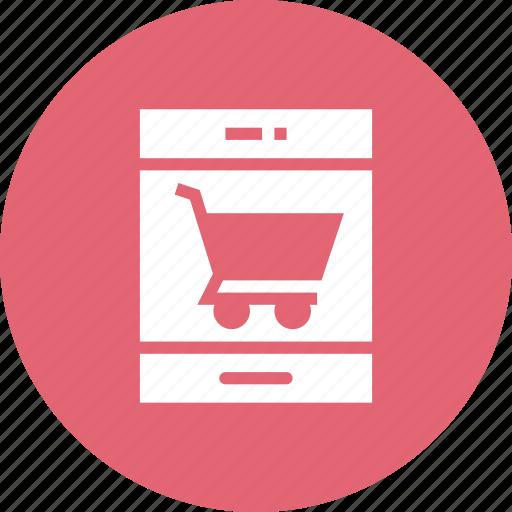 app, basket, online, shop, store icon