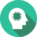 brain, fits, head, nervous, neuro, surgery, system icon