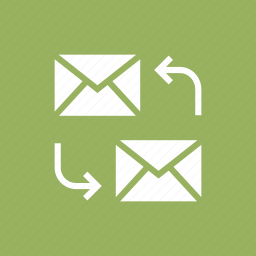 answer, mail, react, reply, send, to icon