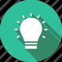 bulb, electricity, idea, light, lightbulb