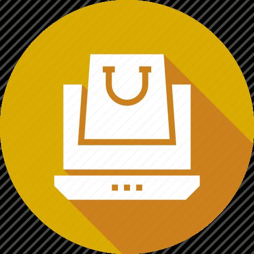 Bag, buy, ecommerce, online, shop icon - Download on Iconfinder