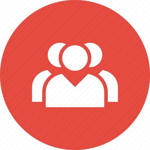 clients, office, relationship, team, users icon