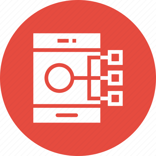 communication, connect, device, link, mobile, network, share icon