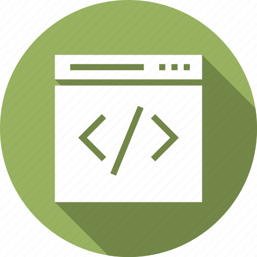 code, coding, html, ico, programming, web icon