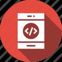code, coding icon