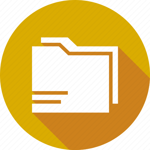 envelope, file, folder, mail, office, package icon