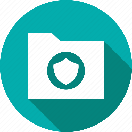 folder, protection, safety, secure, security icon