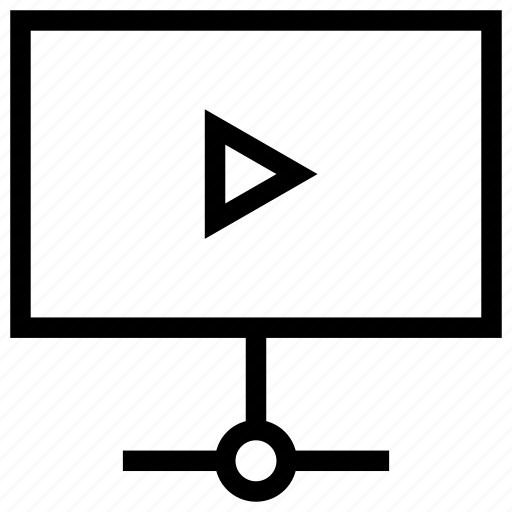 audio, hologram, media, share, social, video, youtube icon icon