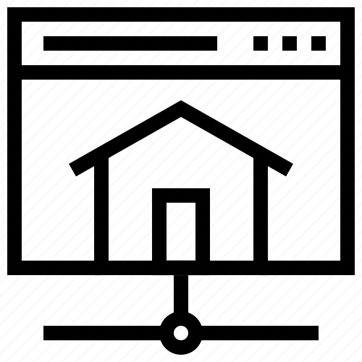 home, homepage, house, share, web icon icon