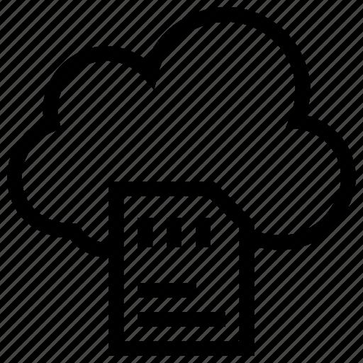 cloud network, cloud storage, digital storage, memory card, sd card icon icon
