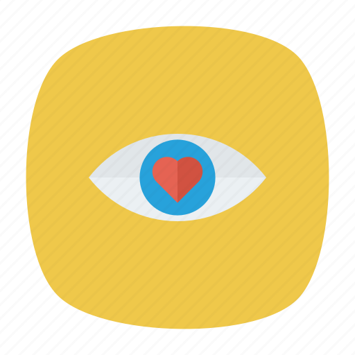Eye, look, see, view icon - Download on Iconfinder