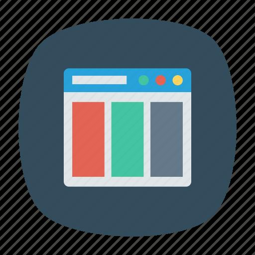 Browser, internet, online, webpage icon - Download on Iconfinder