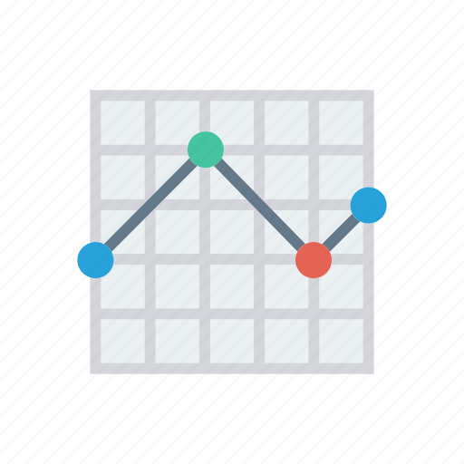 analytic, graph, sheet, statistic icon
