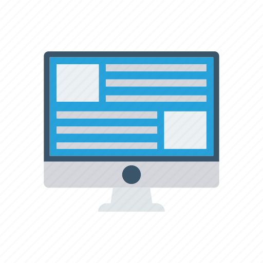 Device, display, monitor, screen icon - Download on Iconfinder