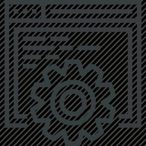coding, development, internet, optimization, programming, seo, web, website icon