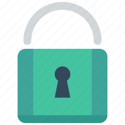 lock, padlock, privacy, protect, protection, safe, safety, secure, security icon