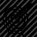 aim, ambition, dart, dart board, dartboard, target icon