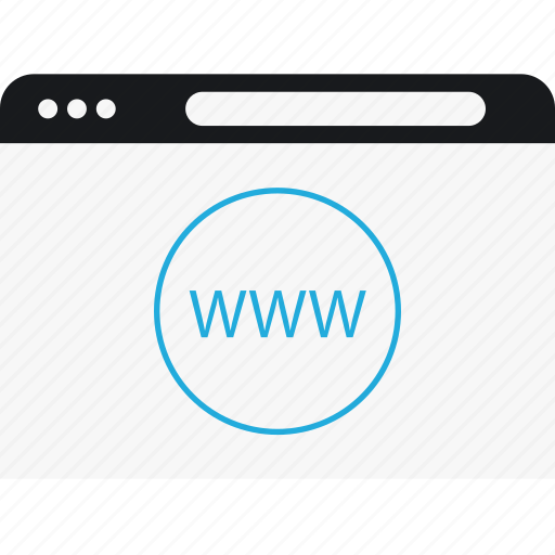 circle, language, program, www icon