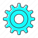 cogwheel, configuration, gear, setting, cog, industry