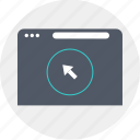 arrow, language, online, programming icon