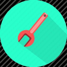 monitor, service, setting, web icon