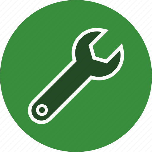 options, settings, wrench icon