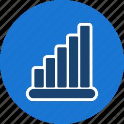 analysis, graph, signals, statistics icon