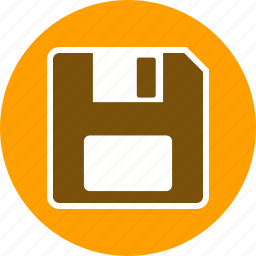 floppy disk, guardar, storage icon