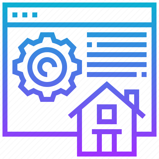 Home, homepage, house, web, website icon - Download on Iconfinder