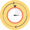 time management, time management software, web based timing, web hosting time, web timing concept icon