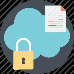 cloud data backup, cloud data protection, data protection, information security, web data protection icon